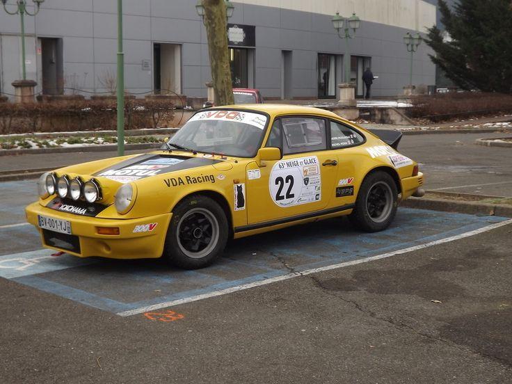 Porsche Classic rally
