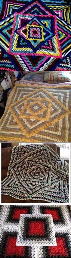 Mejores 157 imágenes de crochet en Pinterest | Patrones de ganchillo ...