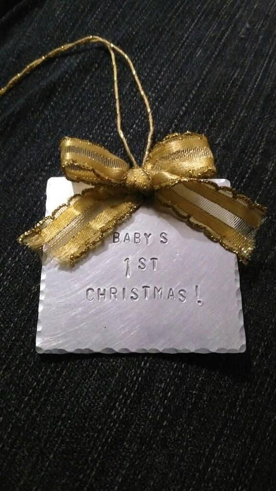 New personalized Christmas ornaments on Etsy, write any message you want!  https://www.etsy.com/ca/listing/561747446/personalized-christmas-ornaments-custom