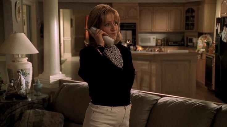 The Sopranos: Season 4, Episode 7 Watching Too Much Television (27 Oct. 2002)   Edie Falco , Carmela Soprano ,