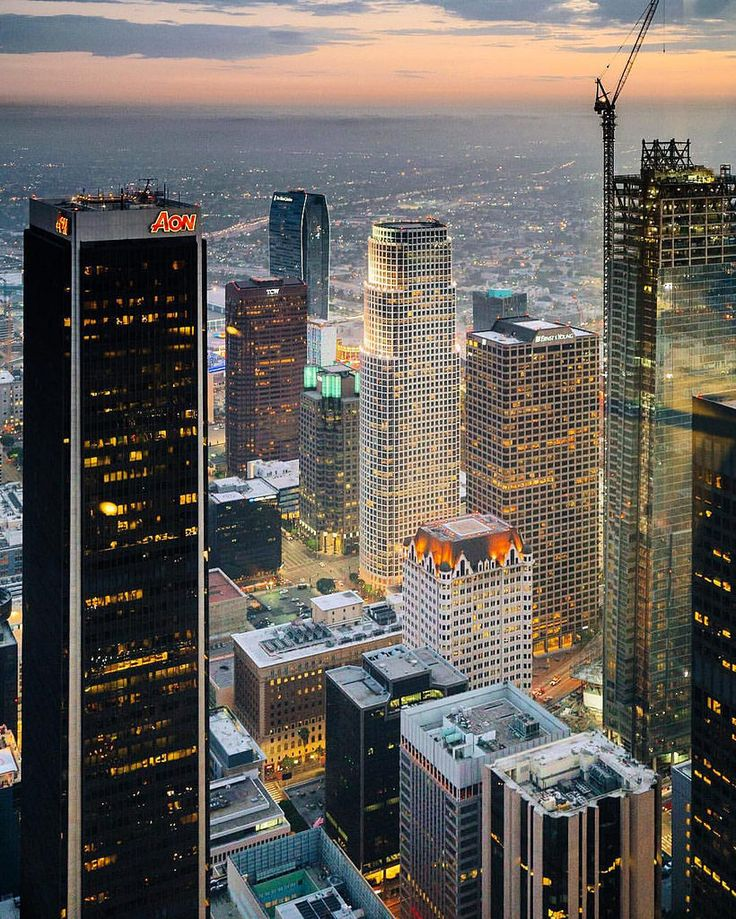 Los Angeles Mall: 17 Best Images About Skylines On Pinterest