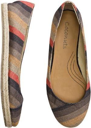 WANTFashion, Women Footwear, Casual Shoes, Coconut Regatta, Regatta Flats, Style, Flats Women, Footwear Shoes, Flats Shoes