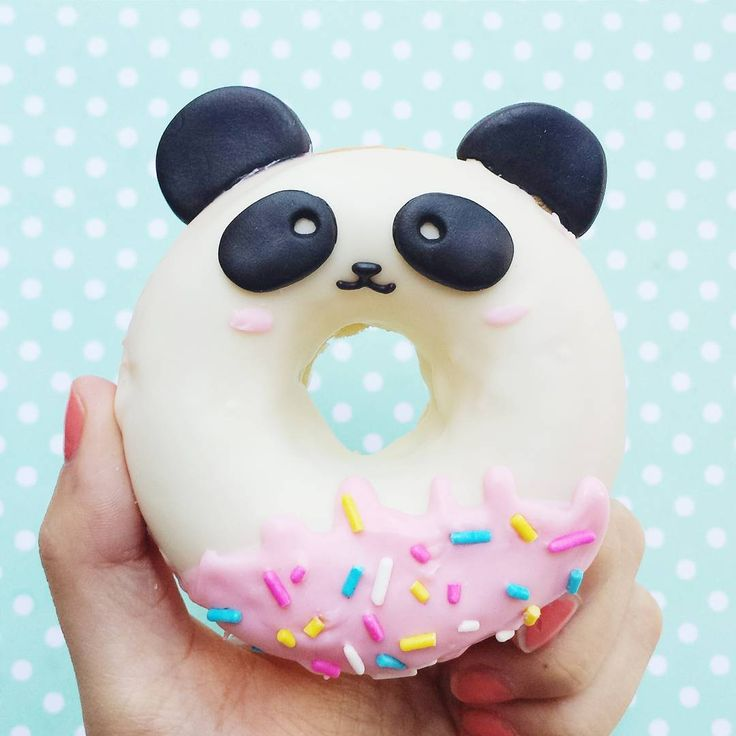 «panda cake#mignon