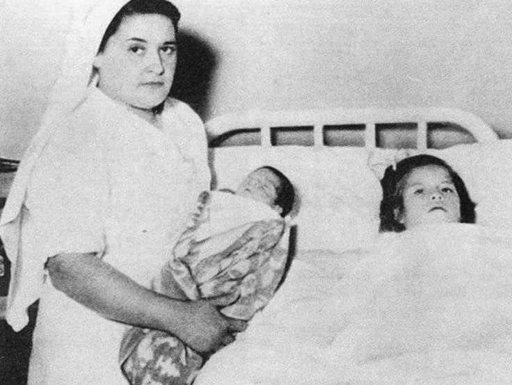 Lina Medina the youngest confirmed mother in medical history at 5 years 1939 [1600x1206]