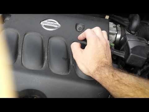 how to change spark plugs nissan sentra 2004