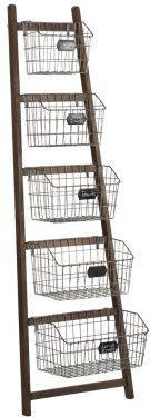 Could I use this idea for the ladder in the shed?