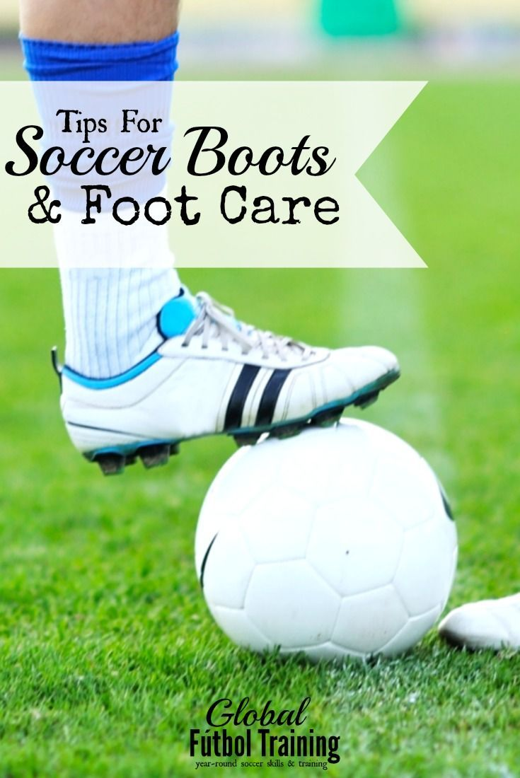 When the boots get wet from playing in the rain the best way to dry them out is by stuffing newspaper in the shoe. Just take a few pages and crumple them up and stuff down in the toe area. http://www.gftskills.org/?p=659 Cleaning Soccer cleats, cleaning soccer boots #Cleats #Soccer