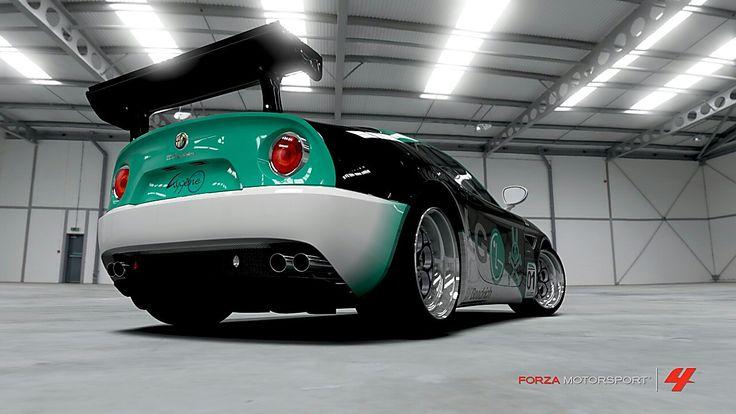 Alfa Romeo 8C Competizione de joux77 dans la vitrine de Forza Motorsport 4 Découvrez l'Alfa Romeo 8C Competizione de joux77 en photo dans Forza Motorsport 4 et donnez votre avis grâce aux commentaires. Si, vous aussi, vous souhaitez partager vos clichés réalisés...