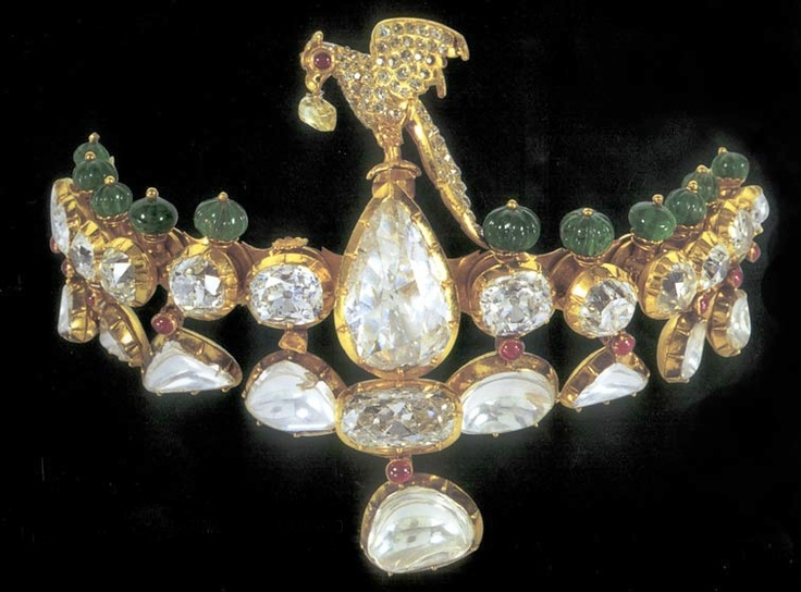 Nizam of Hyderabad jewelry collection