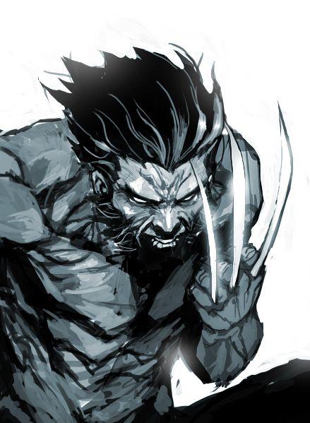 Wolverine #Marvel