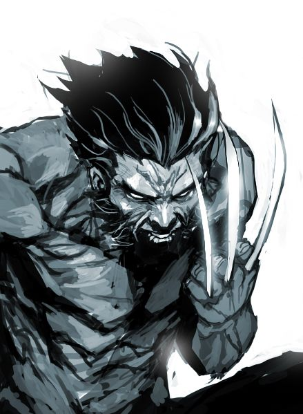 Wolverine by Dexter Soy                                                                                                                                                                                 More