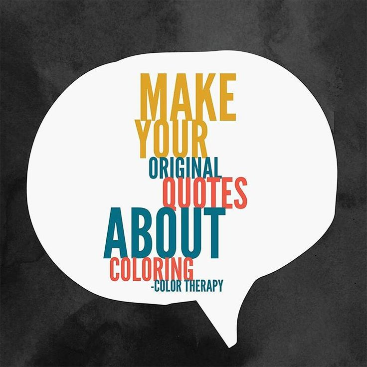 "❗️Make your original ""Quotes about Coloring"" -------------- 📝 Reply in comments! #ShareYourThoughts -------------- Color with us today: find link in the bio. -------------- #ColorTherapyApp #quotes #coloring #adultcoloringbook #adultcoloring #adultcolouring #adultcolouringbook #colorfy #colorfyapp #recolor #recolorapp #coloring #coloringmasterpiece #coloringbook #"