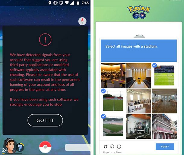Niantic rolls out new security measures for Pokémon Go; Cheaters up in arms  Design hongkiat.com