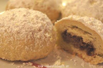 !Βίγκαν Συνταγές!: Μηλοπιτάκια Κρητικά - Apple Pastries from Crete