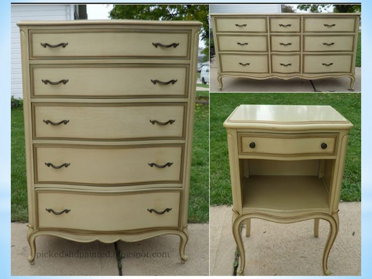 Superior How To Paint French Provincial Furniture A Perfect White   This Is Such An  Awesome Site