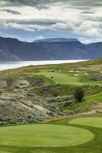 Tobiano Golf Course, Kamloops BC