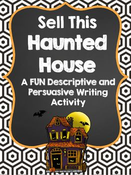This download is a FUN and ENGAGING Halloween writing activity for your…