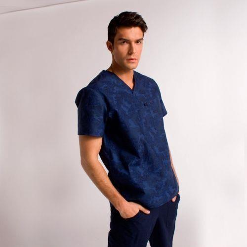 Интернет магазин медицинские костюмы синие