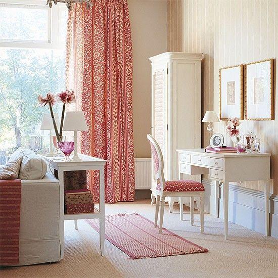 Eine elegante Home-Office