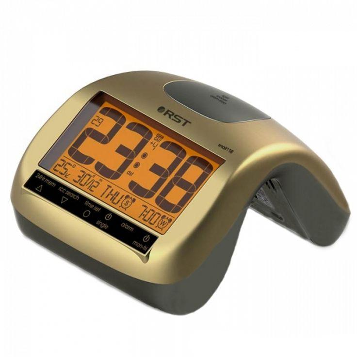 Многофункциональные часы RST 88118 Graphite - фото