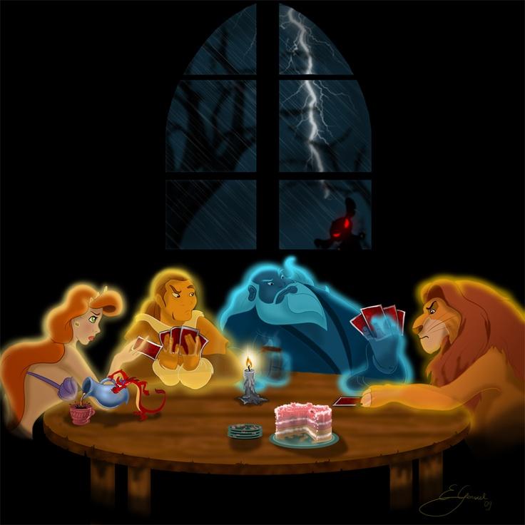 Disney cruise poker