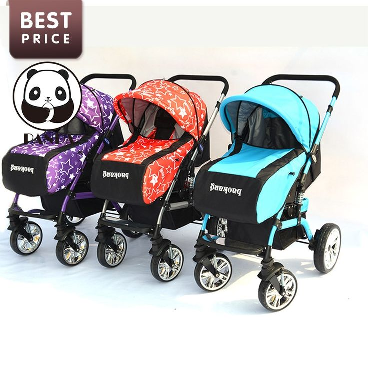 107.00$  Buy here - portable strollers for babies cheap baby prams travel system for newborns wheelbarrow baby bike cart stroller sleeping carriage  #magazineonlinebeautiful