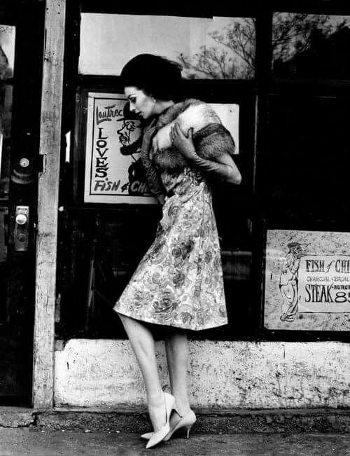 Wilhelmina, 1960