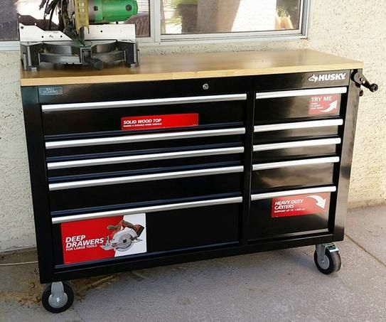Top 25 Ideas About Husky Workbench On Pinterest Garage
