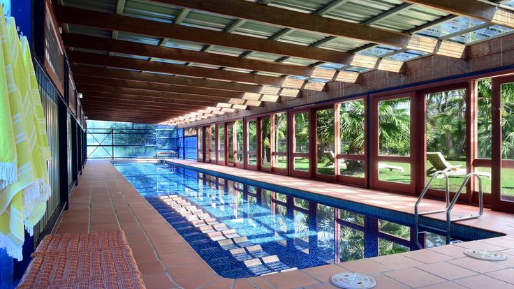 13 Best Piscine Couverte Images On Pinterest Covered Pool, Indoor