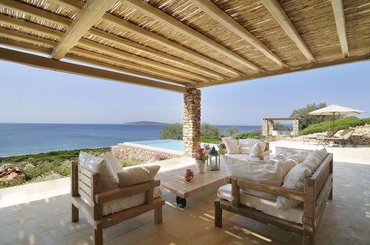 Makria Miti Estates - Luxury Villas by the Aegean Sea www.makriamiti.com