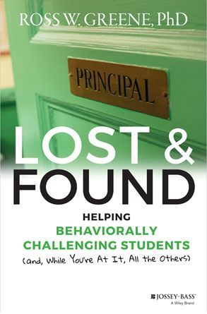 Lost and Found is a follow-up to Dr. Ross Greene's landmark works, The Explosive Child and Lost at School, providing educators with highly practical, explicit guidance on implementing his Collaborative & Proactive Solutions (CPS) Problem Solving model with behaviorally-challenging students. Use coupon code: Social10 to receive 10% off