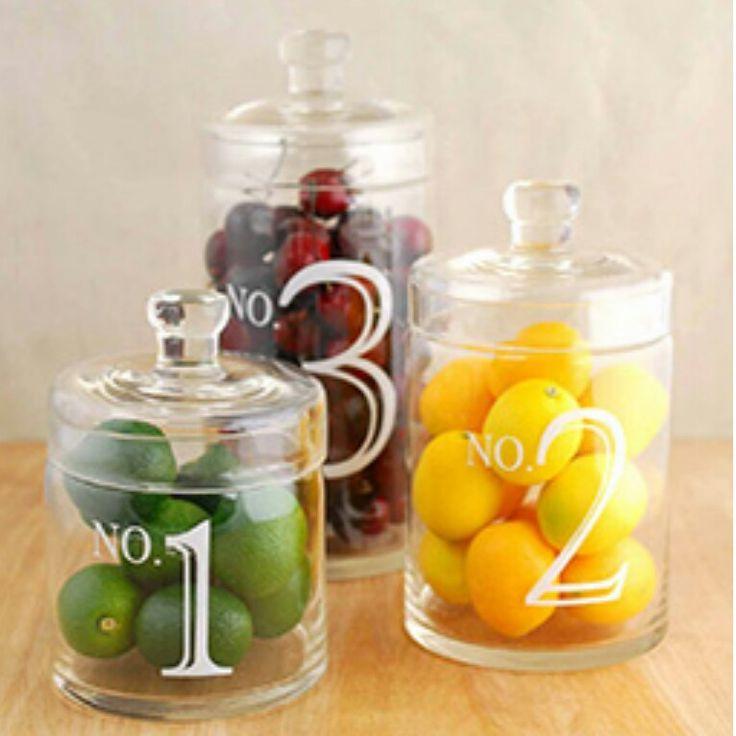 Kitchen Jar Decoration 85 Best Kitchen Facelift Ideas Images On Pinterest  Color