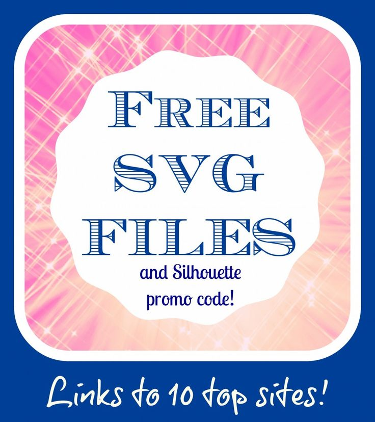 LINKS TO TOP 10 SITES FOR FREE SVG FILES 1. 17 Turtles 2. Miss Kate Cuttables 3. My Grafico Digitals 4. The Free SVG Blog 5. Michelle's...