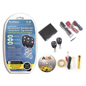 Image of Bulldog Security Remote Starter : Part number RS1200