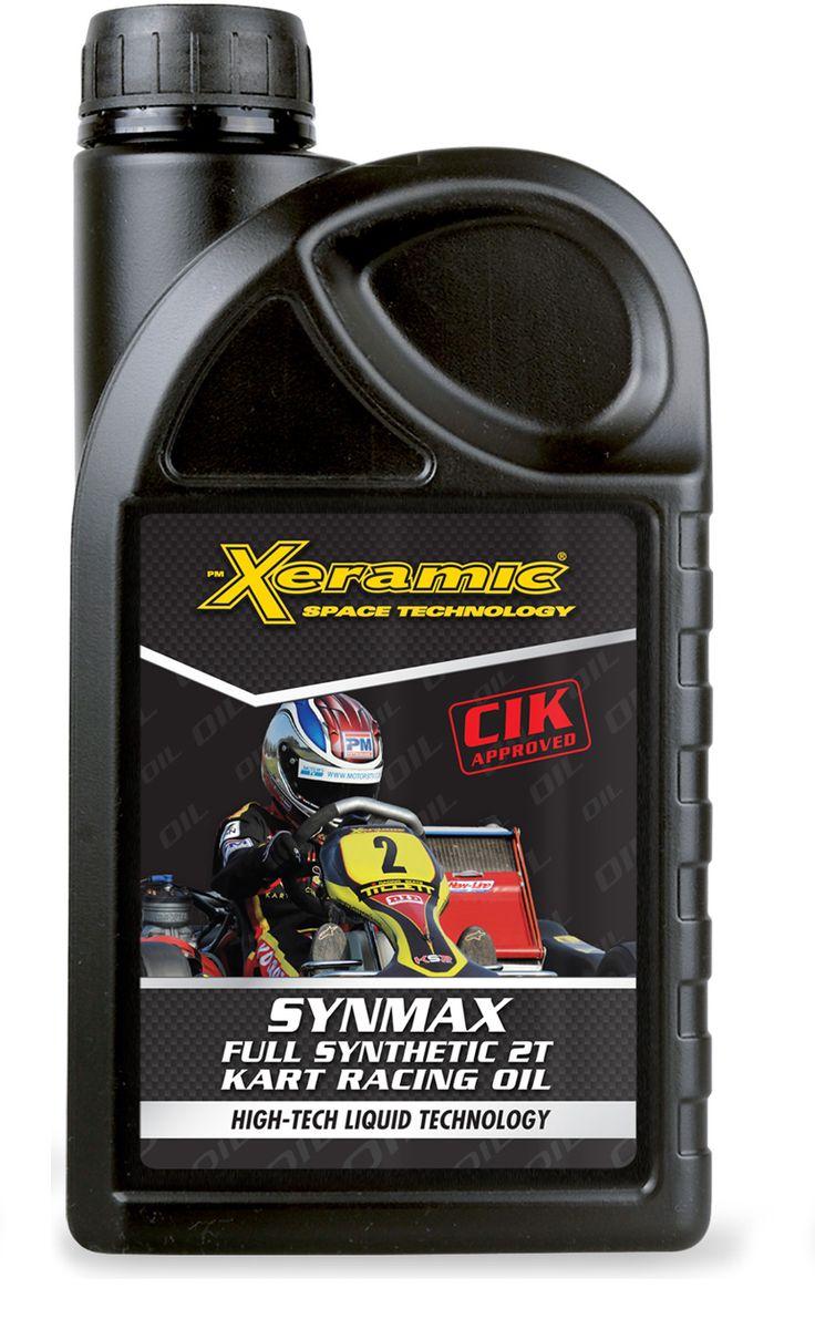 Το λάδι για καρτ PM XERAMIC® SYNMAX FULLSYNTHETIC 2T KART RACING OIL, ένα εξαιρετικό 100% συνθετικό λάδι μίξης για αγωνιστικά καρτ. Αυτό το μοναδικό προϊόν είναι φτιαγμένο για υψηλές απαιτήσεις στους κινητήρες & προτείνεται για κινητήρες Rotax Max και KF. Εγκεκριμένο από την CIK-FIA. Η Νο 1 επιλογή των Πρωταθλητών Καρτ.