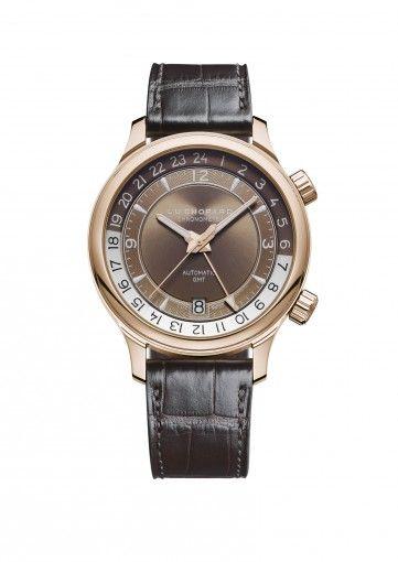 Chopard Reloj L.U.C GMT ONE oro rosa de 18 quilates