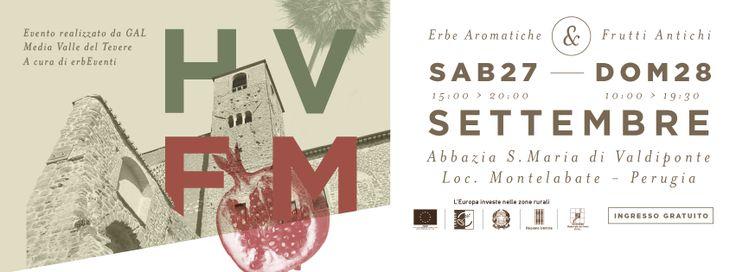 Herbae Volant Fructus Manent: 27/28 settembre in Umbria | Trippando
