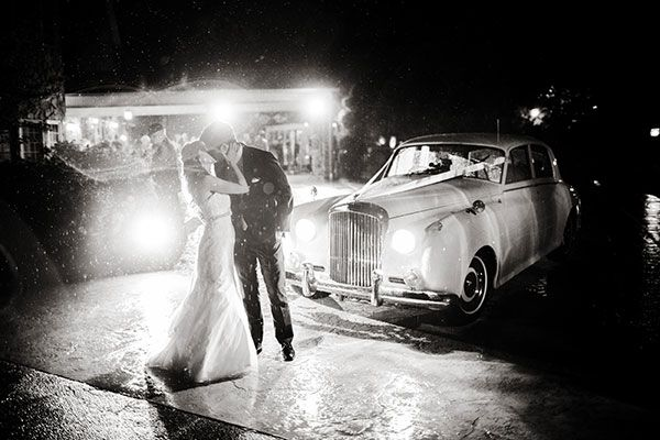 Rain on your wedding day? Here's how to get gorgeous photos.
