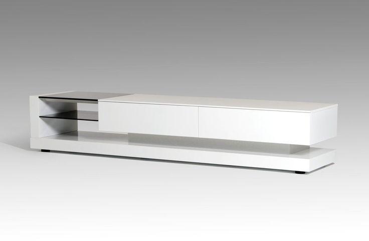 Modrest Mali Modern White TV Stand – Modlivingdecor.com