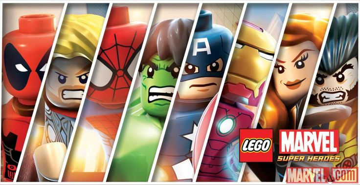 "How excited are you for ""LEGO Marvel Super Heroes,"" coming in Fall 2013? Get the full scoop on this awesome new game, including gaming platforms, now! Which Marvel character do you want to play as first?    http://marvel.com/news/story/19916/lego_marvel_super_heroes_game_on_the_way"
