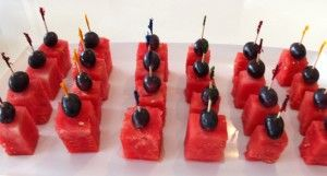 finger food healthy first birthday party ideas