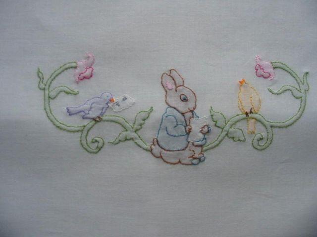 Beautiful shadow work embroidery. | Heirloom Sewing | Pinterest