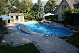 Wheelchair Accessible Swimming Pool