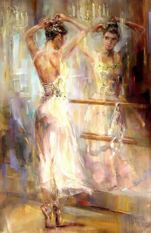 Soul Reflection 2 Anna Razumovskaya