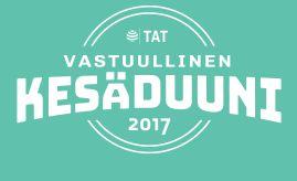Uudistetun Vastuullinen kesäduuni -kampanjasaitin käyttöliittymän suunnittelu ja sisällöntuotanto.