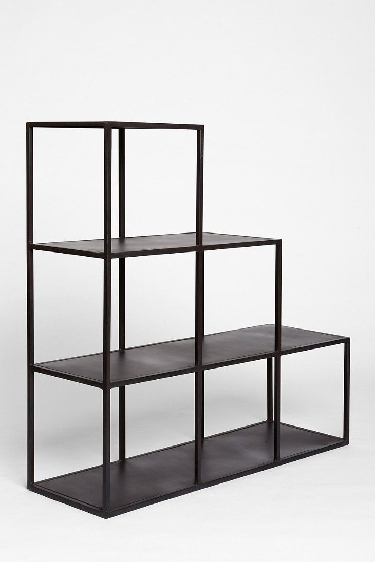 4040 Locust Metal Cube Bookcase Design Pinterest