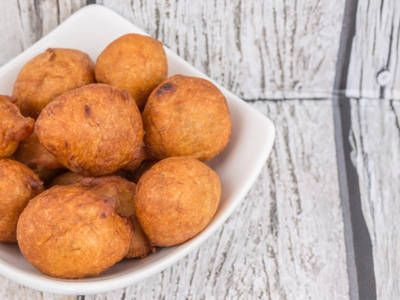 All the flavor of hush puppies without all the calories!