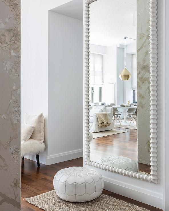 25 Best Ideas About White Mirror On Pinterest White Floor Mirror Bedroom Mirrors And Large