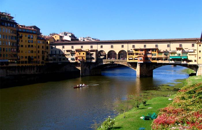 Ponte Vecchio #Florence #Italy #Med #Cruise