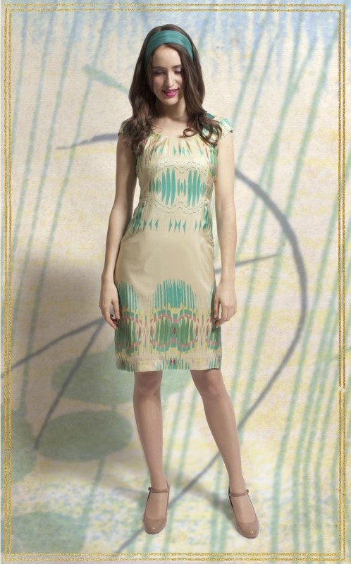 #1960 #vintage #retro #dress Gigi dress   Jurkjes   Misspoppywear, retro boetiek